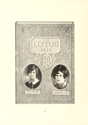 Page 14, 1928 Edition, Peace College - Lotus Yearbook (Raleigh, NC) online yearbook collection
