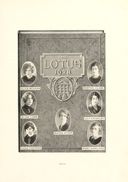 Page 15, 1928 Edition, Peace College - Lotus Yearbook (Raleigh, NC) online yearbook collection
