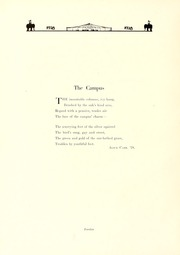 Page 16, 1928 Edition, Peace College - Lotus Yearbook (Raleigh, NC) online yearbook collection
