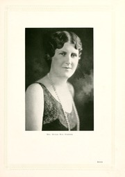 Page 11, 1931 Edition, Peace College - Lotus Yearbook (Raleigh, NC) online yearbook collection