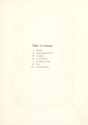 Page 9, 1931 Edition, Peace College - Lotus Yearbook (Raleigh, NC) online yearbook collection