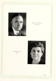 Page 15, 1934 Edition, Peace College - Lotus Yearbook (Raleigh, NC) online yearbook collection