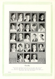 Page 16, 1934 Edition, Peace College - Lotus Yearbook (Raleigh, NC) online yearbook collection