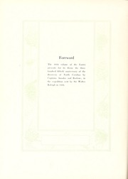 Page 6, 1934 Edition, Peace College - Lotus Yearbook (Raleigh, NC) online yearbook collection