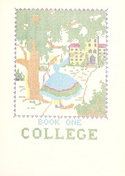 Page 11, 1936 Edition, Peace College - Lotus Yearbook (Raleigh, NC) online yearbook collection