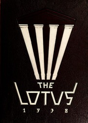 Page 1, 1938 Edition, Peace College - Lotus Yearbook (Raleigh, NC) online yearbook collection