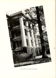 Page 12, 1938 Edition, Peace College - Lotus Yearbook (Raleigh, NC) online yearbook collection