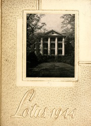 1944 Edition, Peace College - Lotus Yearbook (Raleigh, NC)