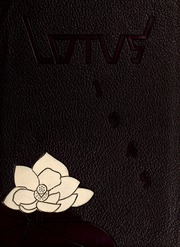 1945 Edition, Peace College - Lotus Yearbook (Raleigh, NC)