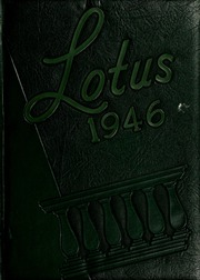 1946 Edition, Peace College - Lotus Yearbook (Raleigh, NC)