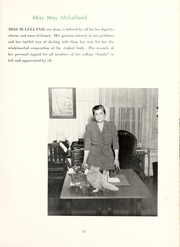 Page 15, 1946 Edition, Peace College - Lotus Yearbook (Raleigh, NC) online yearbook collection