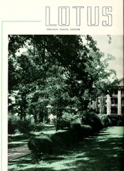 Page 8, 1946 Edition, Peace College - Lotus Yearbook (Raleigh, NC) online yearbook collection