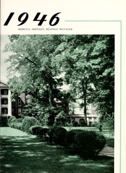 Page 9, 1946 Edition, Peace College - Lotus Yearbook (Raleigh, NC) online yearbook collection