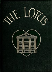 1949 Edition, Peace College - Lotus Yearbook (Raleigh, NC)