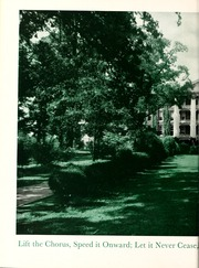 Page 12, 1949 Edition, Peace College - Lotus Yearbook (Raleigh, NC) online yearbook collection