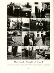 Page 14, 1949 Edition, Peace College - Lotus Yearbook (Raleigh, NC) online yearbook collection