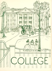 Page 13, 1951 Edition, Peace College - Lotus Yearbook (Raleigh, NC) online yearbook collection