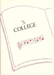 Page 13, 1953 Edition, Peace College - Lotus Yearbook (Raleigh, NC) online yearbook collection
