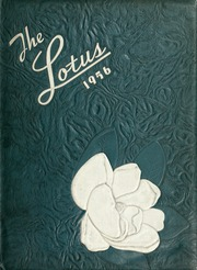 1956 Edition, Peace College - Lotus Yearbook (Raleigh, NC)
