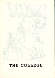 Page 11, 1956 Edition, Peace College - Lotus Yearbook (Raleigh, NC) online yearbook collection