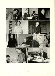 Page 16, 1956 Edition, Peace College - Lotus Yearbook (Raleigh, NC) online yearbook collection