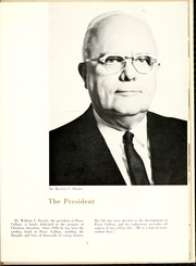 Page 13, 1963 Edition, Peace College - Lotus Yearbook (Raleigh, NC) online yearbook collection