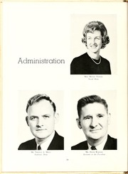 Page 14, 1963 Edition, Peace College - Lotus Yearbook (Raleigh, NC) online yearbook collection