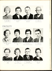 Page 15, 1963 Edition, Peace College - Lotus Yearbook (Raleigh, NC) online yearbook collection