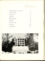 Page 9, 1963 Edition, Peace College - Lotus Yearbook (Raleigh, NC) online yearbook collection