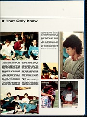 Page 11, 1984 Edition, Peace College - Lotus Yearbook (Raleigh, NC) online yearbook collection
