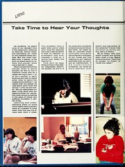 Page 14, 1984 Edition, Peace College - Lotus Yearbook (Raleigh, NC) online yearbook collection