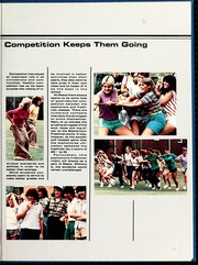 Page 15, 1984 Edition, Peace College - Lotus Yearbook (Raleigh, NC) online yearbook collection