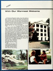Page 6, 1984 Edition, Peace College - Lotus Yearbook (Raleigh, NC) online yearbook collection