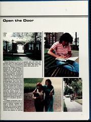 Page 7, 1984 Edition, Peace College - Lotus Yearbook (Raleigh, NC) online yearbook collection