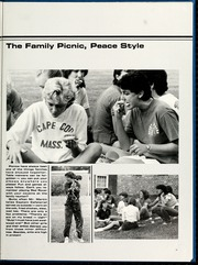 Page 9, 1984 Edition, Peace College - Lotus Yearbook (Raleigh, NC) online yearbook collection