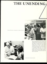 Page 10, 1988 Edition, Peace College - Lotus Yearbook (Raleigh, NC) online yearbook collection