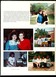 Page 12, 1988 Edition, Peace College - Lotus Yearbook (Raleigh, NC) online yearbook collection