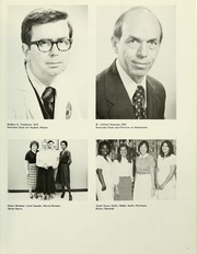 Page 11, 1983 Edition, Tulane University School of Medicine - T Wave Yearbook (New Orleans, LA) online yearbook collection