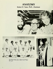 Page 12, 1983 Edition, Tulane University School of Medicine - T Wave Yearbook (New Orleans, LA) online yearbook collection