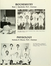 Page 13, 1983 Edition, Tulane University School of Medicine - T Wave Yearbook (New Orleans, LA) online yearbook collection