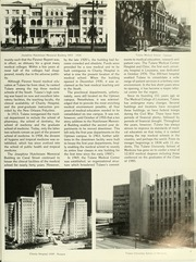 Page 13, 1985 Edition, Tulane University School of Medicine - T Wave Yearbook (New Orleans, LA) online yearbook collection