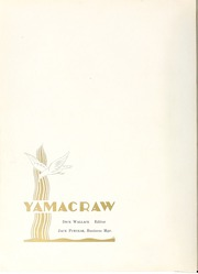 Page 6, 1937 Edition, Oglethorpe University - Yamacraw Yearbook (Atlanta, GA) online yearbook collection