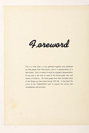 Page 10, 1942 Edition, Oglethorpe University - Yamacraw Yearbook (Atlanta, GA) online yearbook collection