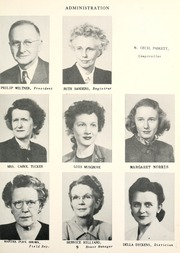 Page 13, 1947 Edition, Oglethorpe University - Yamacraw Yearbook (Atlanta, GA) online yearbook collection