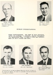 Page 14, 1947 Edition, Oglethorpe University - Yamacraw Yearbook (Atlanta, GA) online yearbook collection