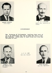 Page 15, 1947 Edition, Oglethorpe University - Yamacraw Yearbook (Atlanta, GA) online yearbook collection
