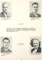 Page 16, 1947 Edition, Oglethorpe University - Yamacraw Yearbook (Atlanta, GA) online yearbook collection