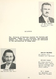 Page 17, 1947 Edition, Oglethorpe University - Yamacraw Yearbook (Atlanta, GA) online yearbook collection