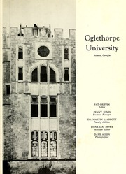 Page 5, 1960 Edition, Oglethorpe University - Yamacraw Yearbook (Atlanta, GA) online yearbook collection