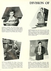 Page 16, 1962 Edition, Oglethorpe University - Yamacraw Yearbook (Atlanta, GA) online yearbook collection